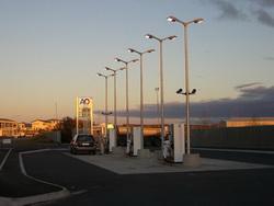 Herferðin gegn olíufélögunum stendur yfir frá 23. febrúar - 30. apríl.